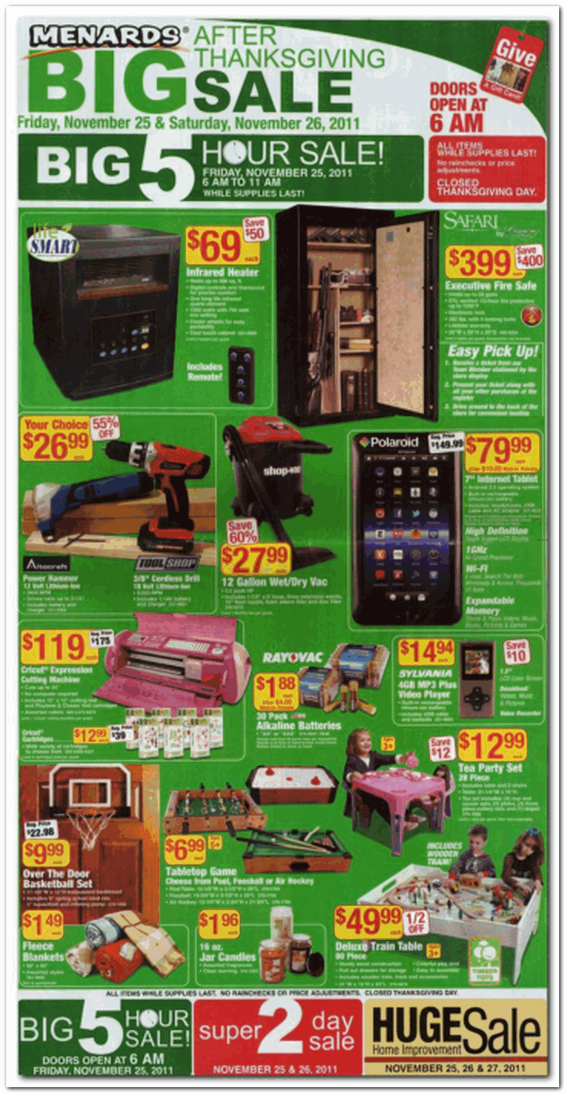 Uncategorized Black Friday Ad Menards menards 2011 black friday ad archive ad