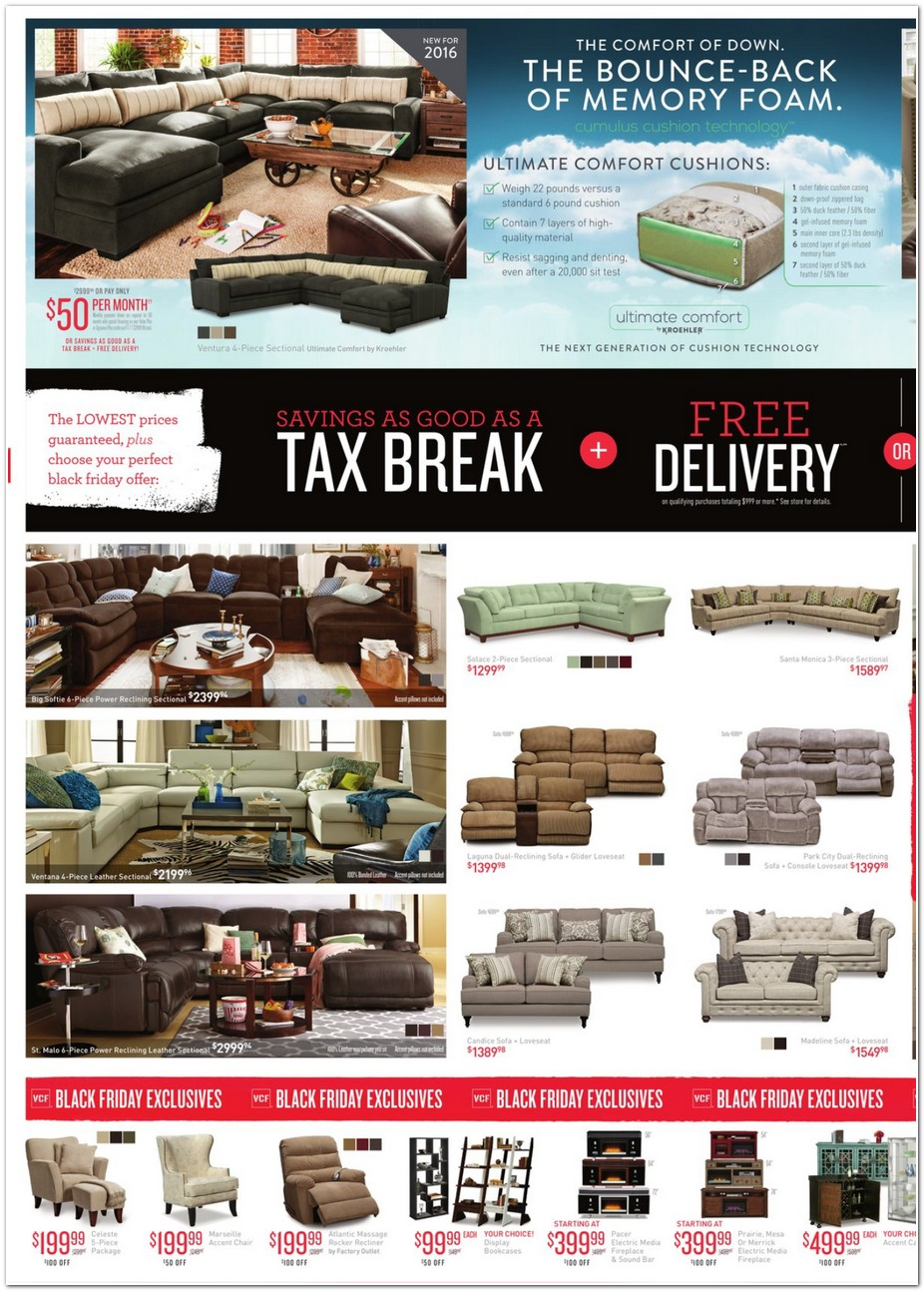 Lovely Value City Furniture 2015 Black Friday Ad   Black Friday Archive   Black  Friday Ads From The Past