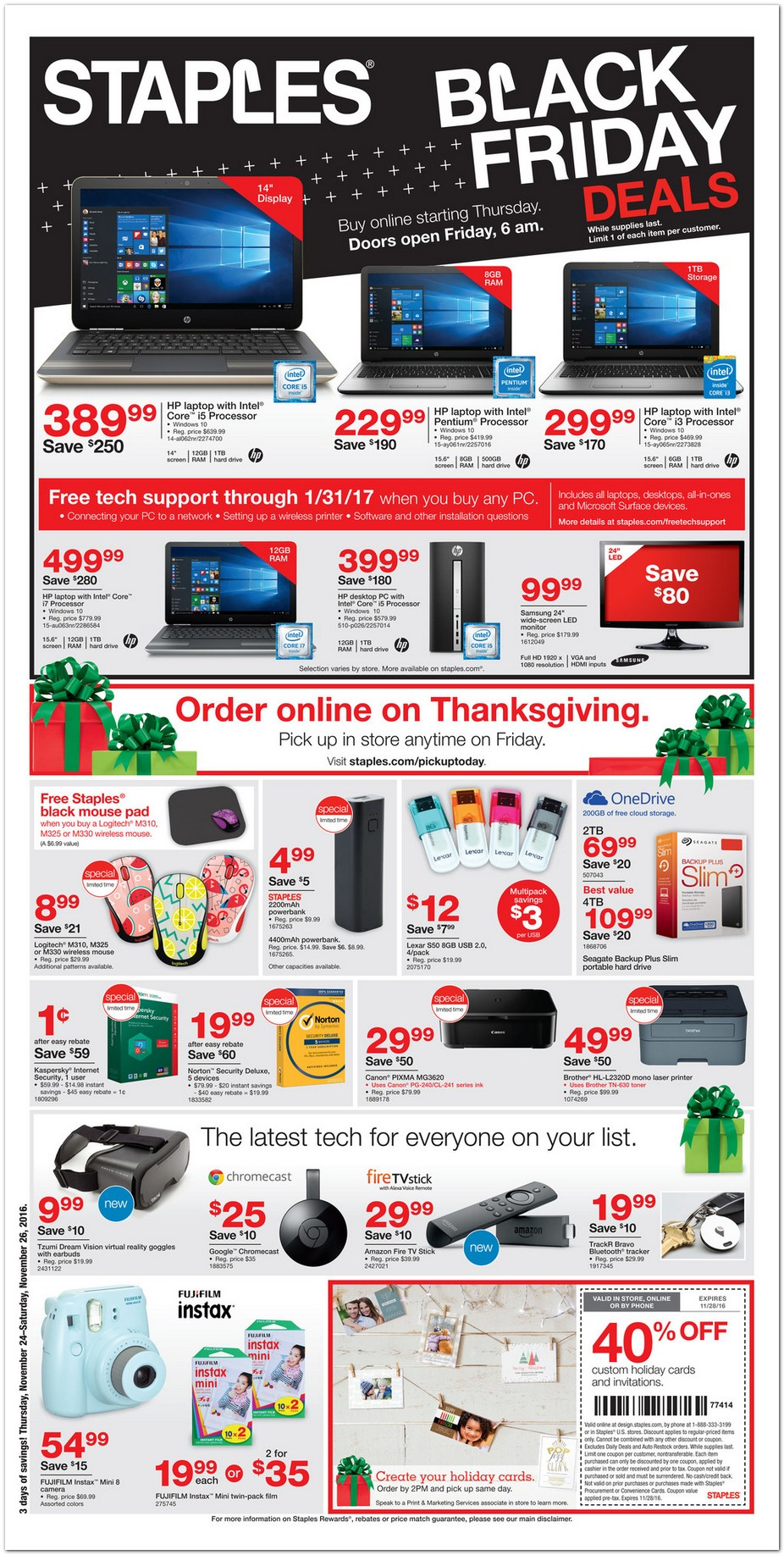Ipad deals black friday 2018 staples