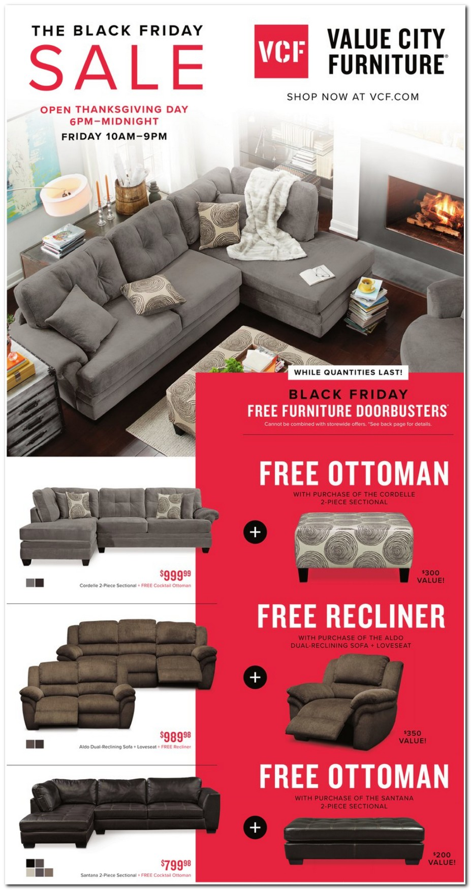 Admirable Value City Furniture 2017 Black Friday Ad Black Friday Pdpeps Interior Chair Design Pdpepsorg